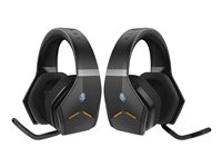 Alienware Wireless Gaming Headset AW988 - headset DELL-HS-AW988