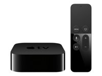 Apple TV 4 - digital multimediemottagare MR912HY/A