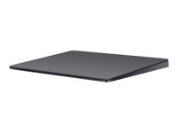 Apple Magic Trackpad 2 - Styrplatta - multi-touch - trådlös, kabelansluten - Bluetooth 4.0 - rymdgrå MRMF2Z/A